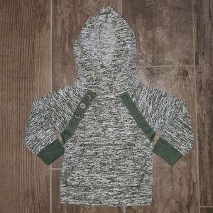 Cat & Jack hooded sweatshirt